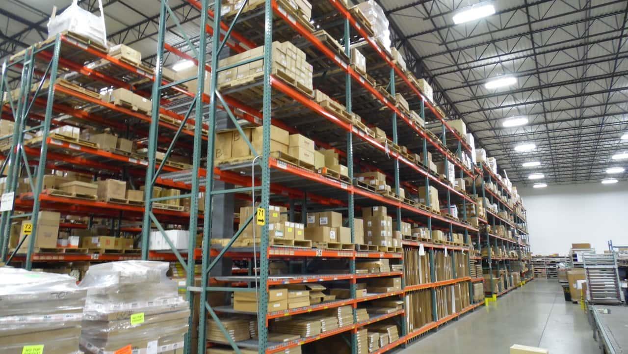 Used Pallet Racks For Sale Buy Warehouse Pallet Racking