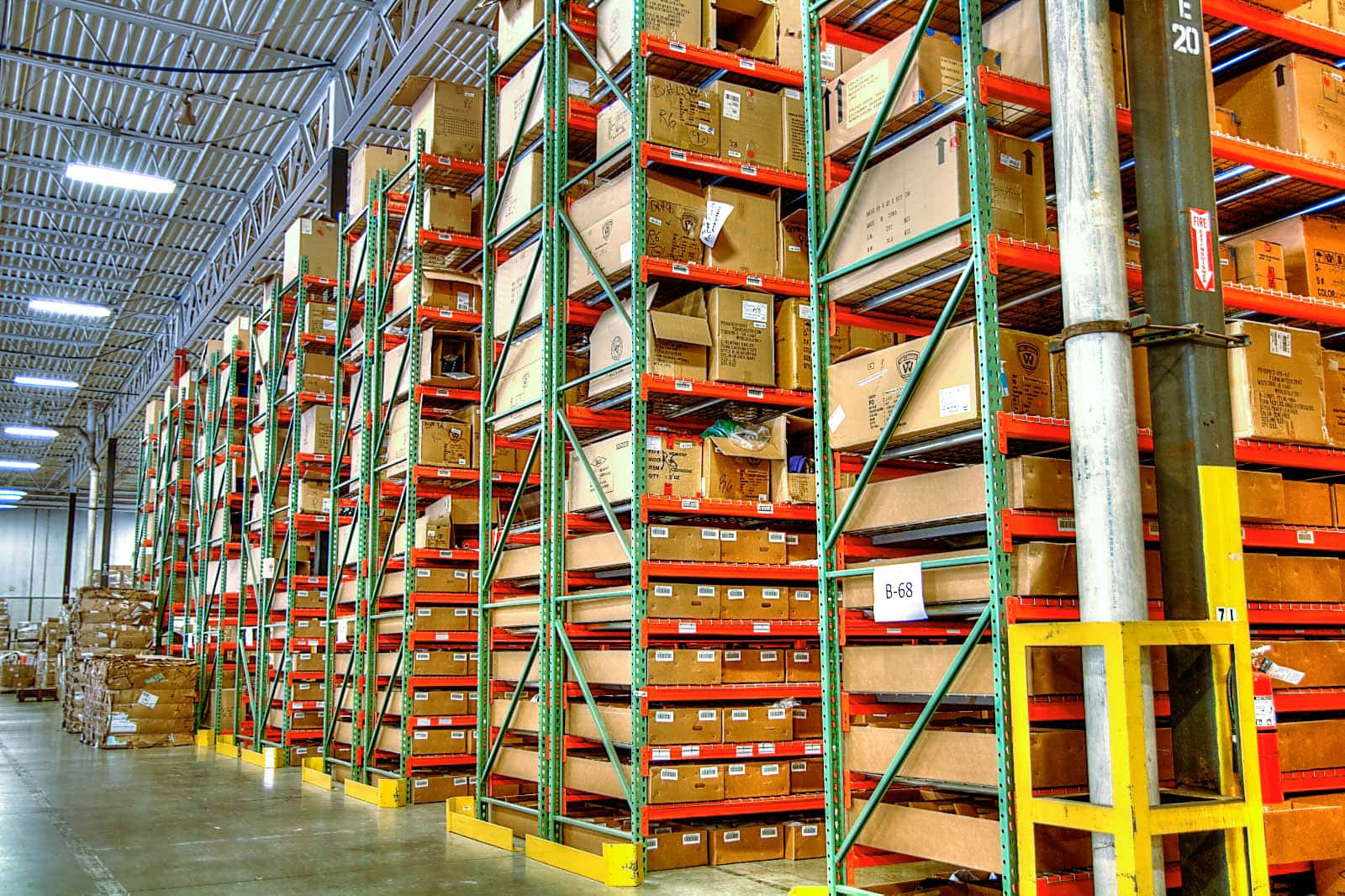 Buying Guide For Used Pallet Racks Material Handling