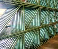 Pallet Rack Uprights