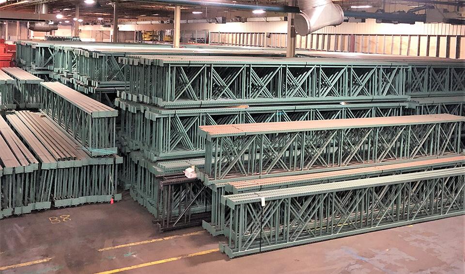 Superb Used Pallet Racks For Sale Buy Warehouse Pallet Racking Download Free Architecture Designs Boapuretrmadebymaigaardcom